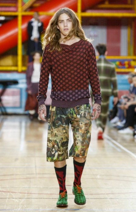 VIVIENNE WESTWOOD MEN & WOMEN SPRING SUMMER 2018 LONDON39