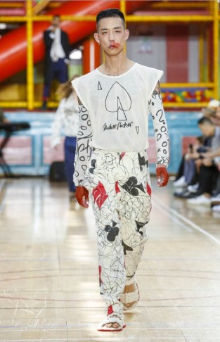 VIVIENNE WESTWOOD MEN & WOMEN SPRING SUMMER 2018 LONDON44