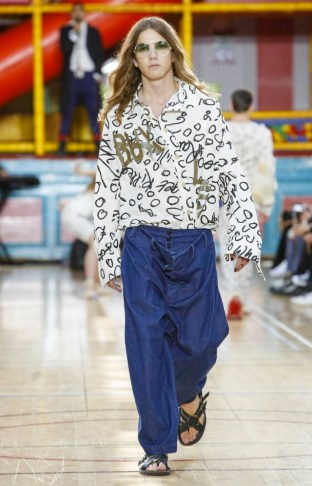 VIVIENNE WESTWOOD MEN & WOMEN SPRING SUMMER 2018 LONDON45