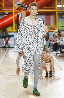 VIVIENNE WESTWOOD MEN & WOMEN SPRING SUMMER 2018 LONDON56