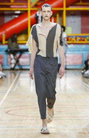 VIVIENNE WESTWOOD MEN & WOMEN SPRING SUMMER 2018 LONDON58