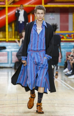 VIVIENNE WESTWOOD MEN & WOMEN SPRING SUMMER 2018 LONDON6