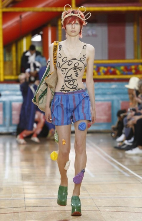 VIVIENNE WESTWOOD MEN & WOMEN SPRING SUMMER 2018 LONDON66