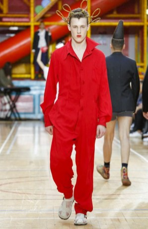 VIVIENNE WESTWOOD MEN & WOMEN SPRING SUMMER 2018 LONDON68