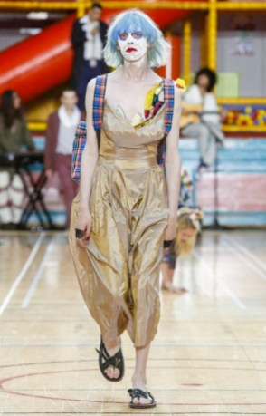 VIVIENNE WESTWOOD MEN & WOMEN SPRING SUMMER 2018 LONDON69