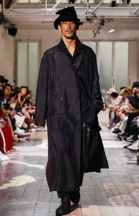 YOHJI YAMAMOTO MENSWEAR SPRING SUMMER 2018 PARIS41