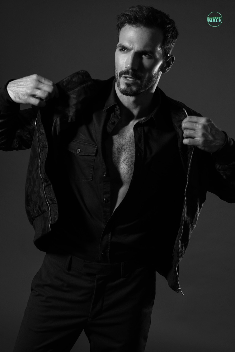 Adam Cowie by Malc Stone Fashionably Male2