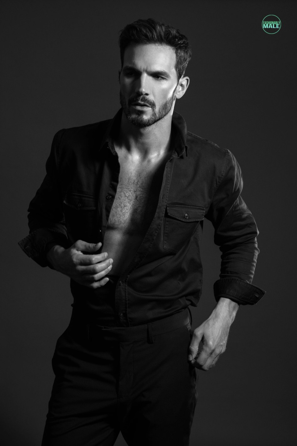 Adam Cowie by Malc Stone Fashionably Male3