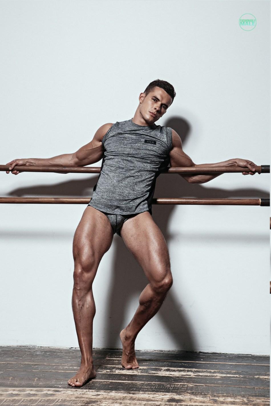 Meet Hottie With A Body Alexander Dorokhov Pics By Pavel