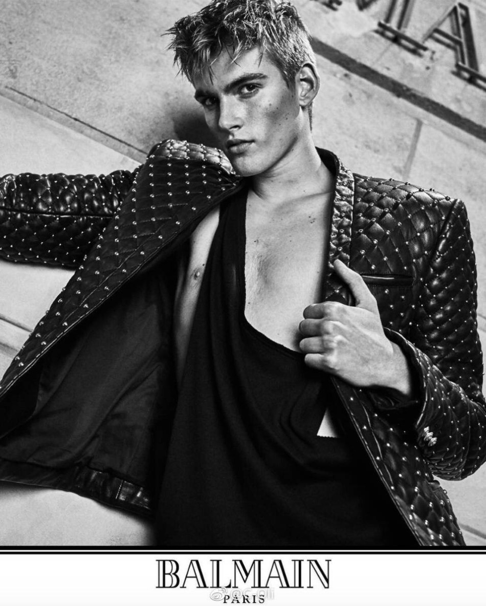BALMAIN AW17 by Olivier Rousteing10