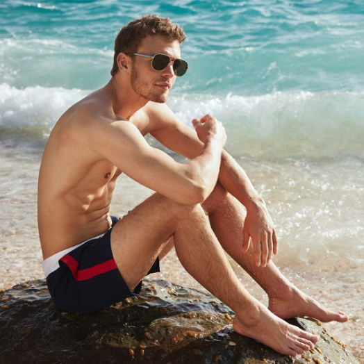 Benjamin Eidem for Vilebrequin Summer 2017 Ads15