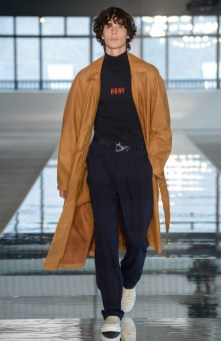 BOSS MENSWEAR SPRING SUMMER 2018 NEW YORK3