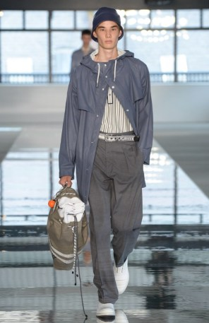 BOSS MENSWEAR SPRING SUMMER 2018 NEW YORK6