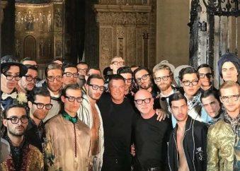 Dolce&Gabbana presents Alta Sartoria in Monreale9