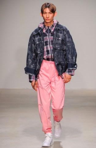 FENG CHEN WANG MENSWEAR SPRING SUMMER 2018 NEW YORK10