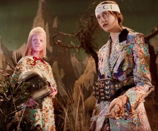 GUCCI AW17-18 BY GLEN LUCHFORD CAMPAIGN29