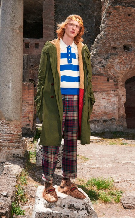 GUCCI RESORT 2018 MENSWEAR12