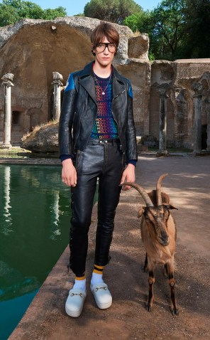 GUCCI RESORT 2018 MENSWEAR57
