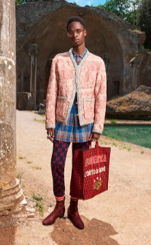 GUCCI RESORT 2018 MENSWEAR60