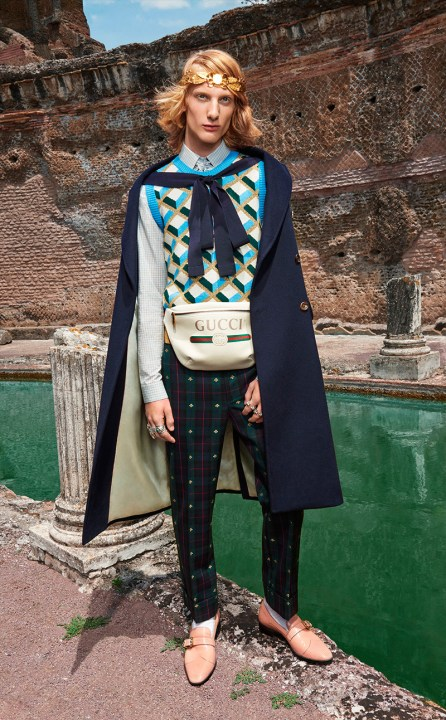 GUCCI RESORT 2018 MENSWEAR77