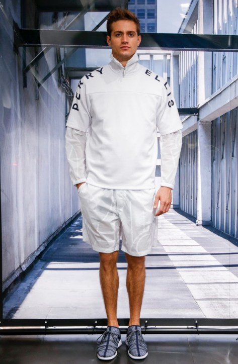 PERRY ELLIS MENSWEAR SPRING SUMMER 2018 NEW YORK16