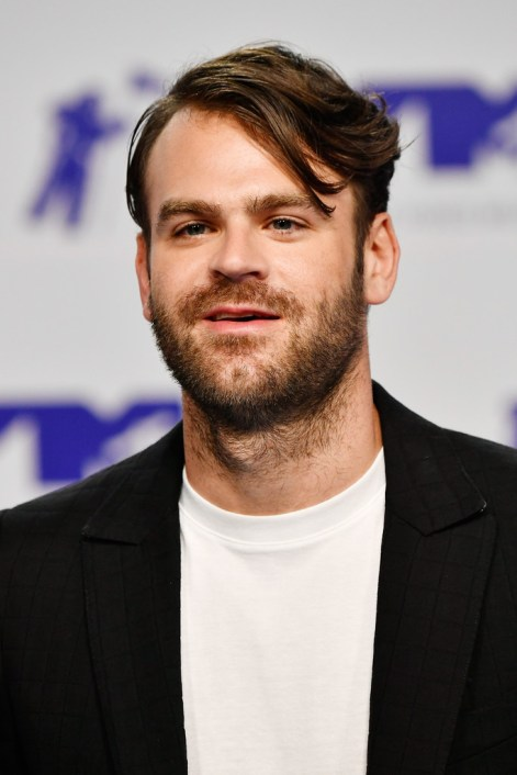 Alex Pall of The Chainsmokers attends the 2017 MTV Video Music Awards at The Forum on August 27, 2017 in Inglewood, California.