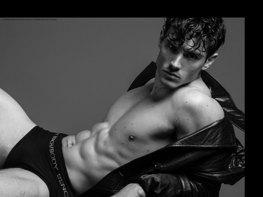 Diego Barrueco by Brent Chua for BENCH Body13