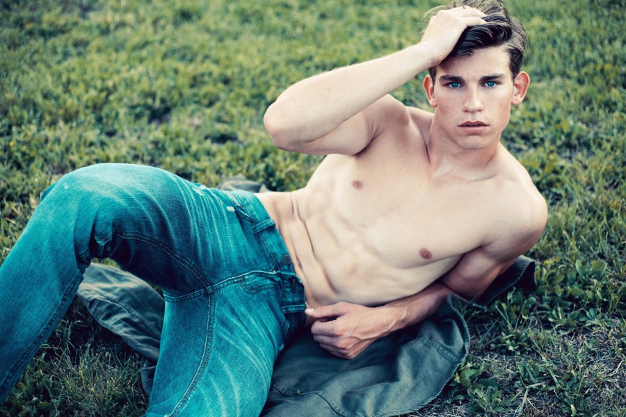 Dominic Blanchard by Diabe Sale12