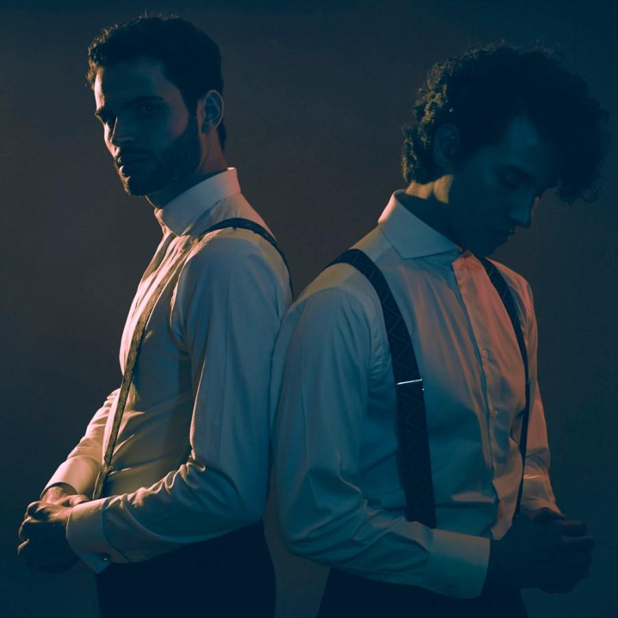Franco Melchior and John Tagliaferro by Rene de la Cruz2