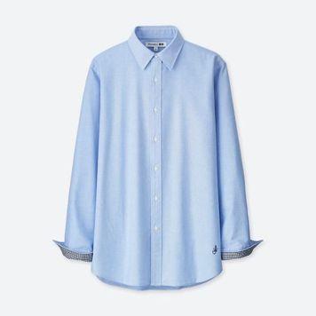 JWA Oxford Long-Sleeve Shirt $29.90