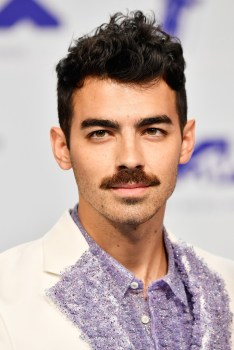 Joe Jonas from DNCE attends the 2017 MTV Video Music Awards at The Forum on August 27, 2017 in Inglewood, California.