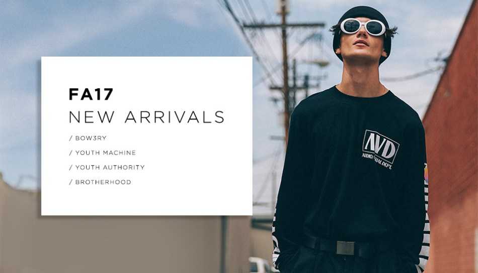 PacSun Fall 2017 Collection1