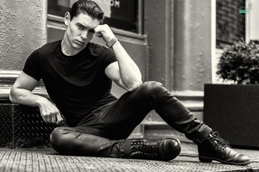 Ryan Kolton by Armando Adajar Fashionably Male8