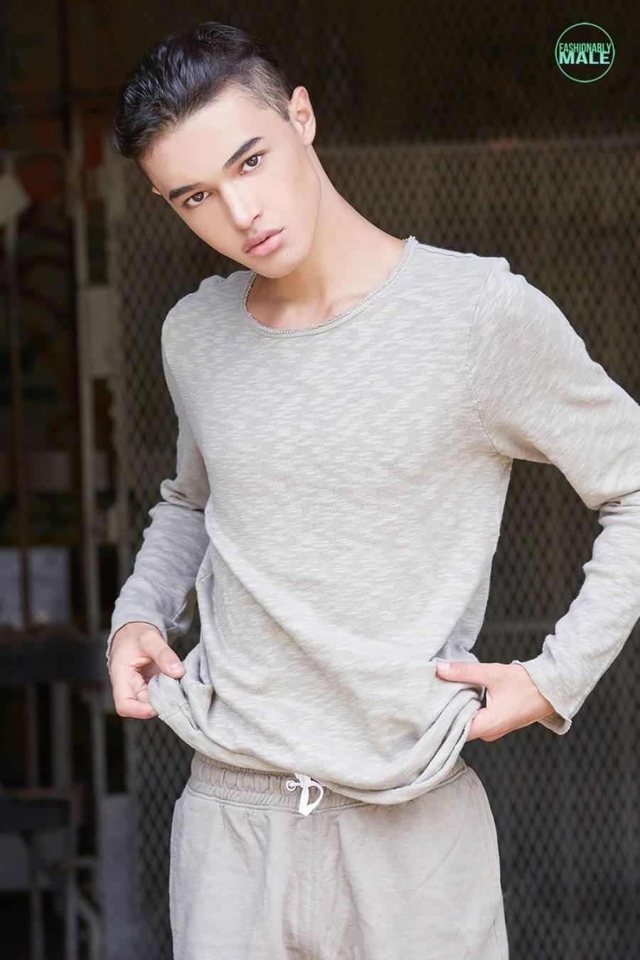 Seth McBride by Donato Di Natale for Fashionably Male6