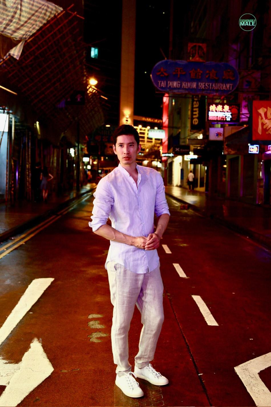 The Night Watchman Richie Kul by Wendy Loke for Fashionably Male11