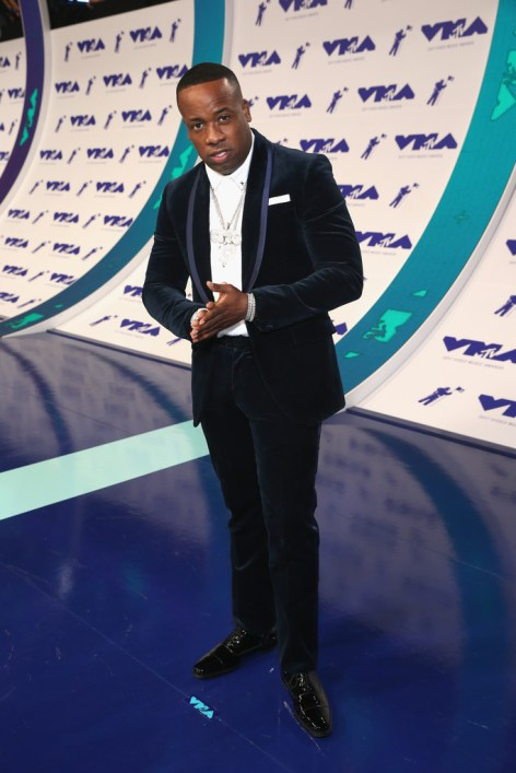Yo Gotti attends the 2017 MTV Video Music Awards at The Forum on August 27, 2017 in Inglewood, California.