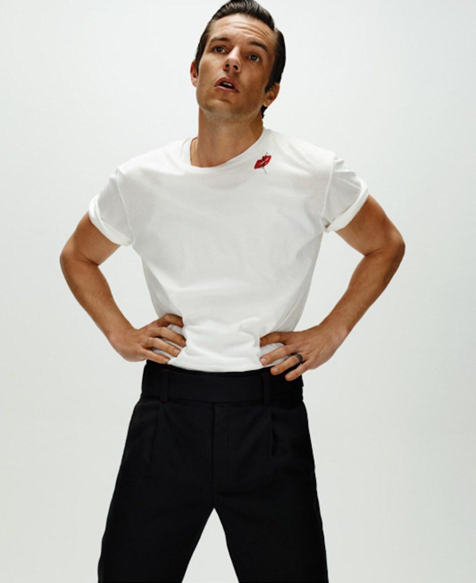 Brandon Flowers for Essential Homme September 2017 Issue4