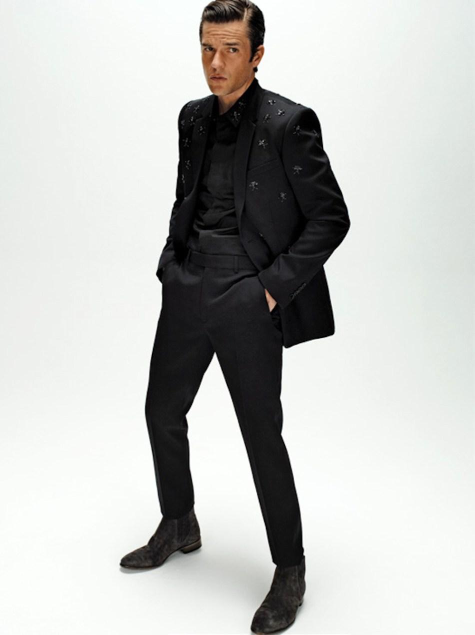 Brandon Flowers for Essential Homme September 2017 Issue6