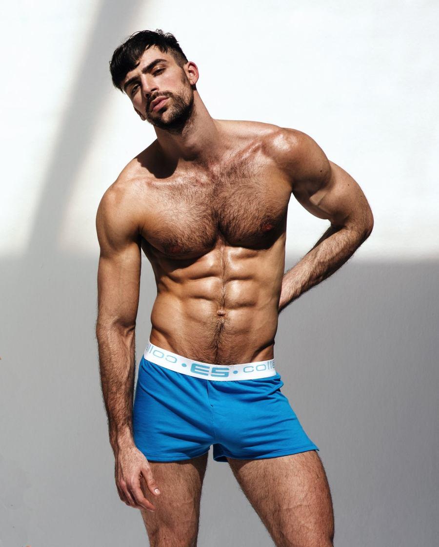 Carlos Sanjuan for ES Collection3