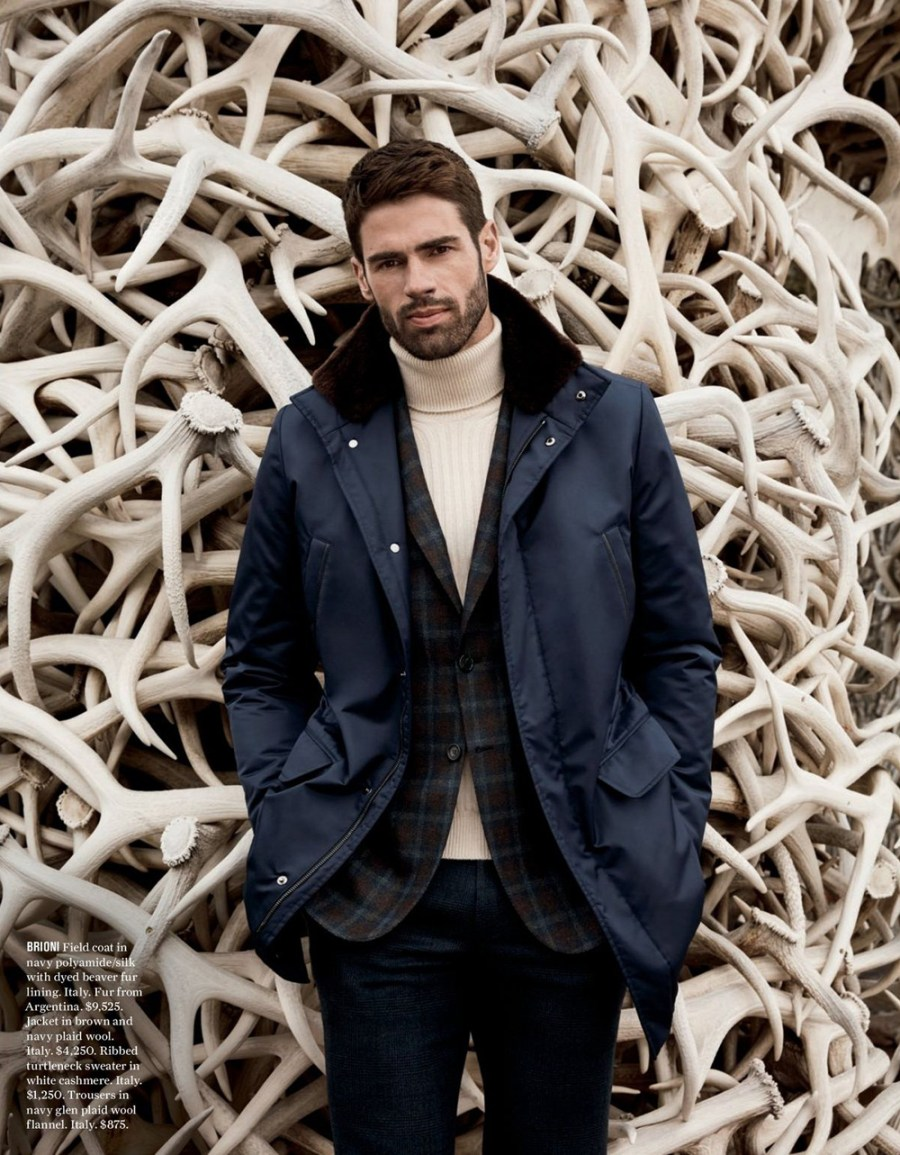 Chad White for Bergdorf Goodman Fall Collection 201712
