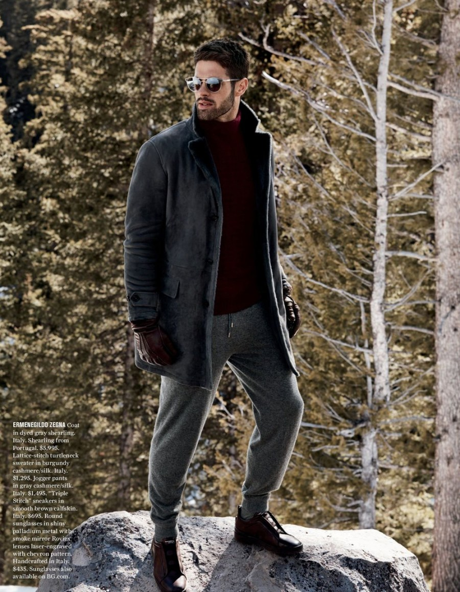 Chad White for Bergdorf Goodman Fall Collection 20173