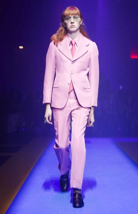 GUCCI READY TO WEAR SPRING SUMMER 2018 MILAN13