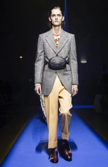GUCCI READY TO WEAR SPRING SUMMER 2018 MILAN15