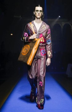 GUCCI READY TO WEAR SPRING SUMMER 2018 MILAN16