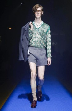 GUCCI READY TO WEAR SPRING SUMMER 2018 MILAN21