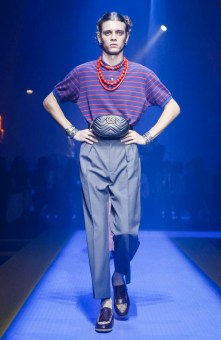 GUCCI READY TO WEAR SPRING SUMMER 2018 MILAN4