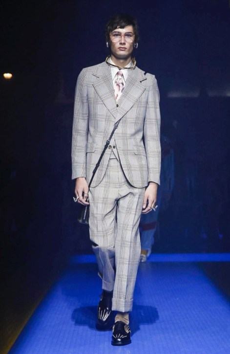 GUCCI READY TO WEAR SPRING SUMMER 2018 MILAN40