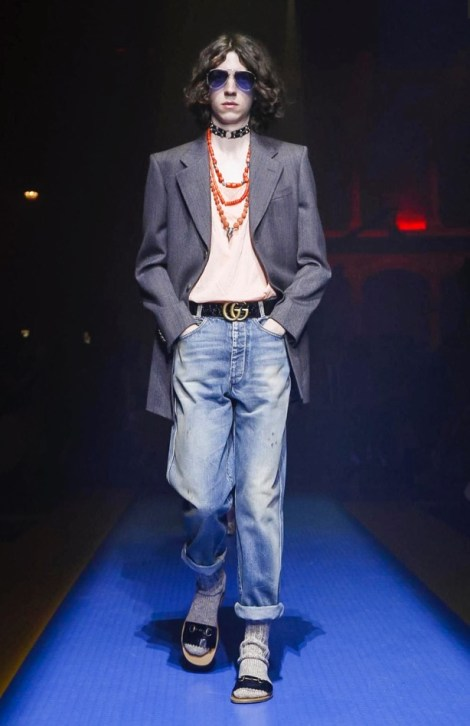 GUCCI READY TO WEAR SPRING SUMMER 2018 MILAN41