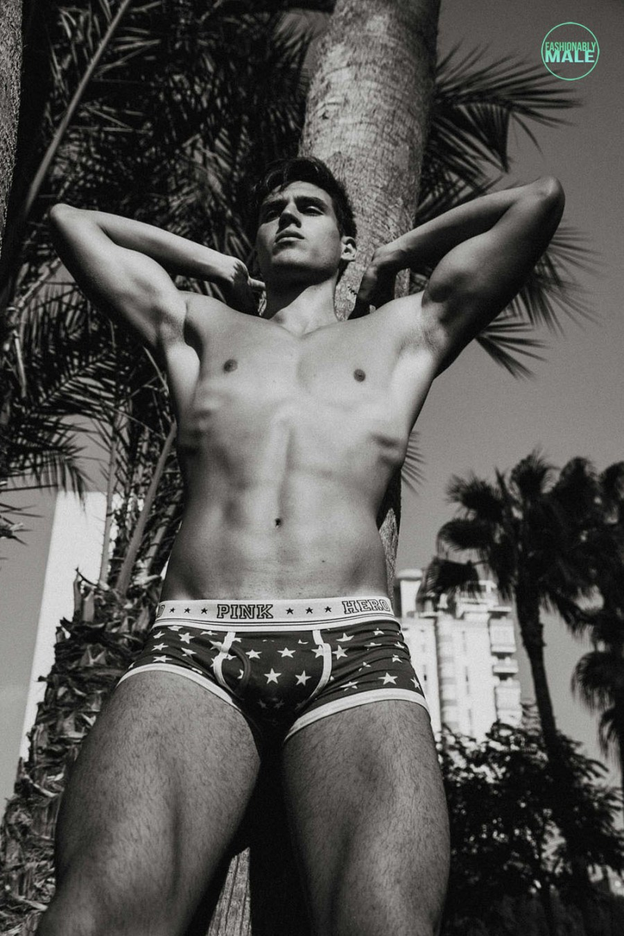 Guillermo by Jose Martinez for Fashionably Male 10