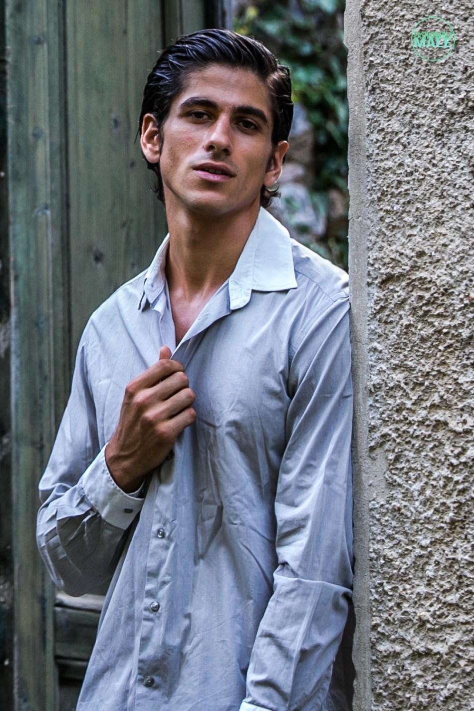 Lioz Haroush by George Louvaris Fashionably Male7